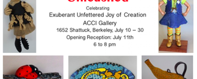 Art Show Opening in Berkeley