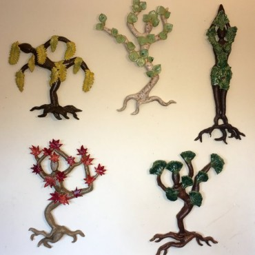 Five Elements Trees