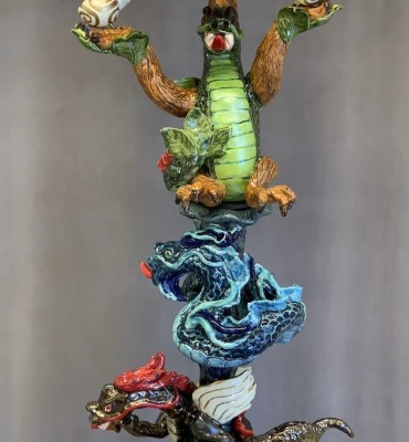 Dragon Totem- 5 Elements Balanced